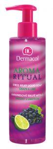 Aroma Ritual tekuté mýdlo Hrozen s limetkou Môže stres spôsobiť vypadávanie vlasov?