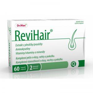 dr.max-revihair Príčiny straty vlasov umužov