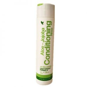 forever-aloe-jojobovy-kondicioner Šampón na riedke vlasy .