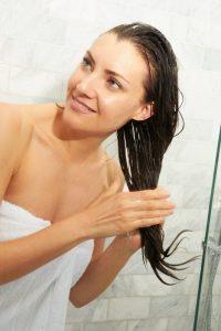 ako často si umyvať vlasy