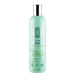 Ako si zjemniť vlasy Natura siberica Šampón pre citlivú pokožku hlavy Proti lupinám 400 ml