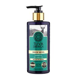 Natura siberica Tuva siberica Šampón proti vypadávaniu vlasov Jelení mach