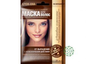 Ako narovnať vlasy bez použitia tepla Vlasová maska proti vypadávaniu vlasov s bezfarebnou hennou - Fitokosmetik