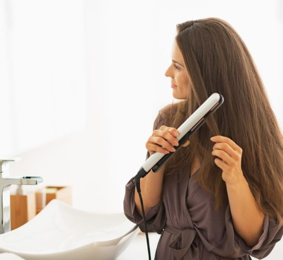 Žehička na vlasy : Podľa čoho si vybrať